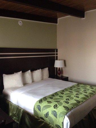 Motel Capri: 3rd floor room