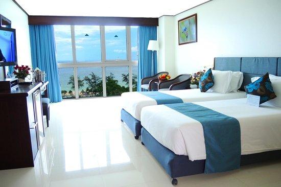 Andaman Beach Suites Hotel: Superior Sea View