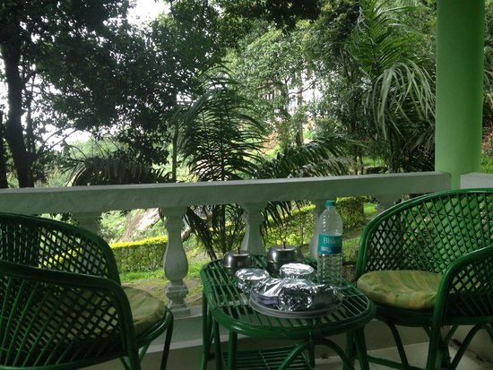 Great Escapes Resorts: Balcony3