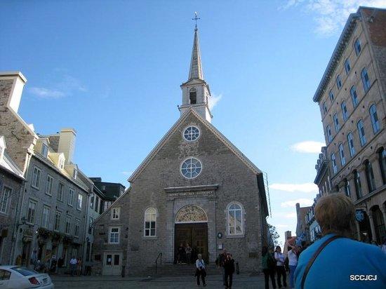 Viator Quebec City Walking Tour