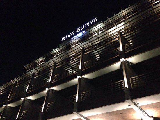 Riva Surya Bangkok : The place!
