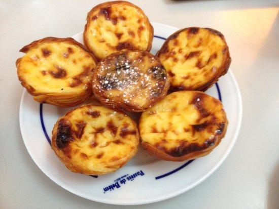 Pasteis de Belem : The famous pasteis