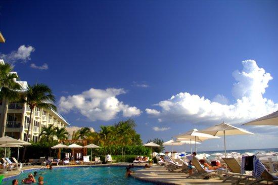 Grand Cayman Marriott Beach Resort : Pool