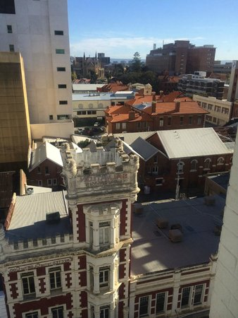 Seasons of Perth: location