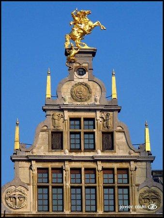 Grote Markt van Antwerpen: Vista 4