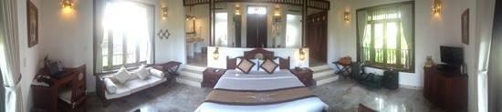 Hoi An Ancient House Village Resort and Spa: palm villa