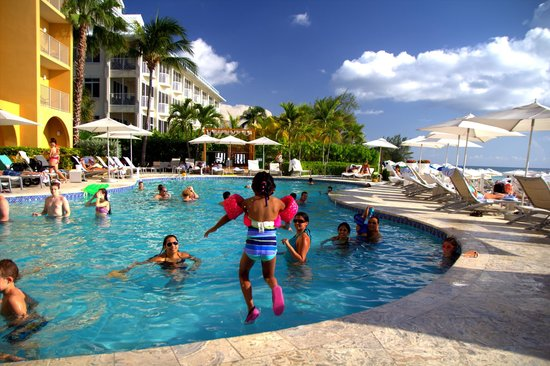 Pool Picture Of Grand Cayman Marriott Beach Resort Seven Mile