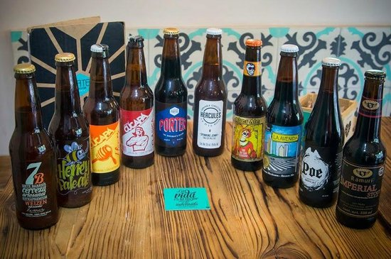 Cate de mi Corazon: Cervezas artesanales