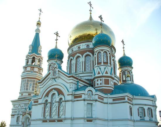 Assumption Cathedral (Uspenskij sobor): Величественное строение