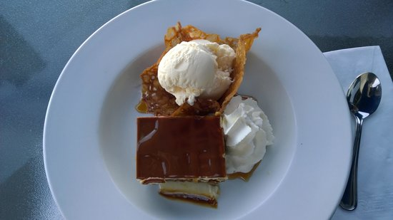 Beacon Landing Restaurant and Pub: Sticky pudding