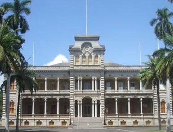 Iolani Palace : 外観