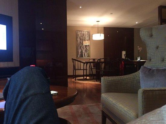 Hyatt Regency Jinan: dining room