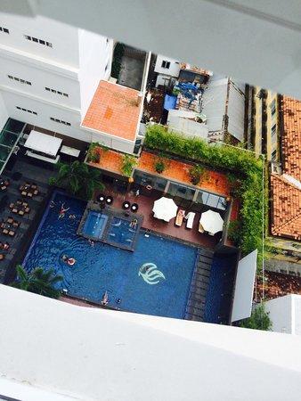 Michelia Hotel : View