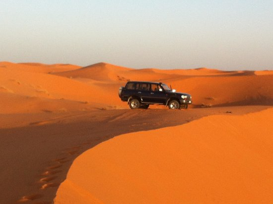 Morocco Overland Day Tours