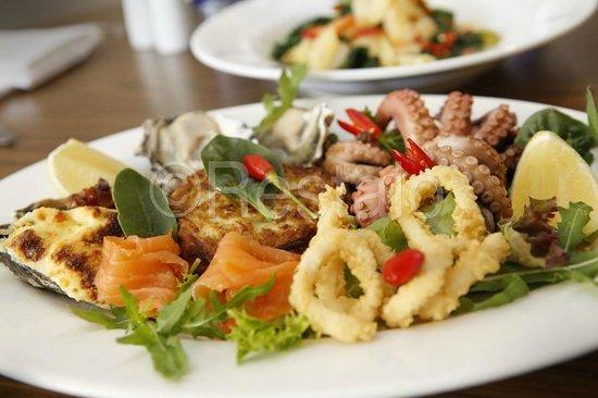 Seahorse: Seafood Platter