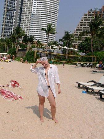 Pattaya Garden Hotel: ближайший пляж