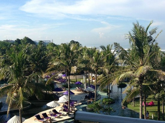 W Bali - Seminyak: View from our balcony