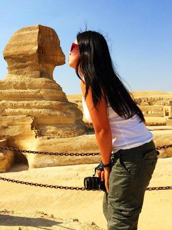 Great Sphinx mwah!