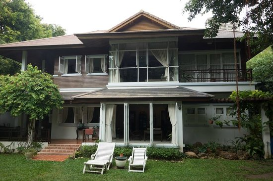 Banyan House Bed & Breakfast : the house