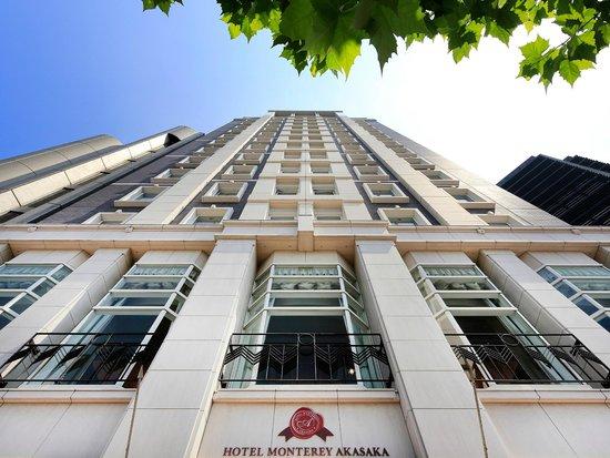 Hotel Monterey Akasaka: 外観写真