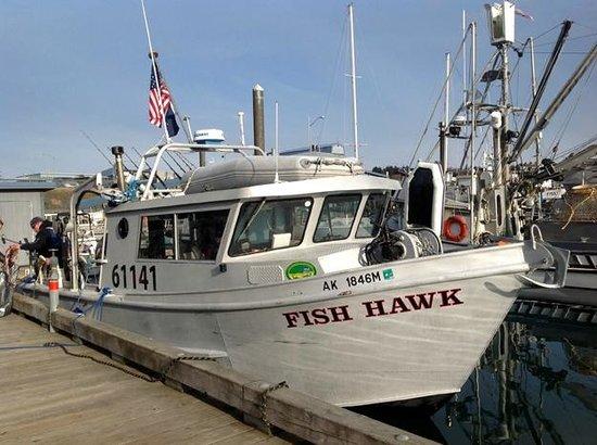 Captain dave ardinger fish n 39 chips charters kodiak for Kodiak fishing charters