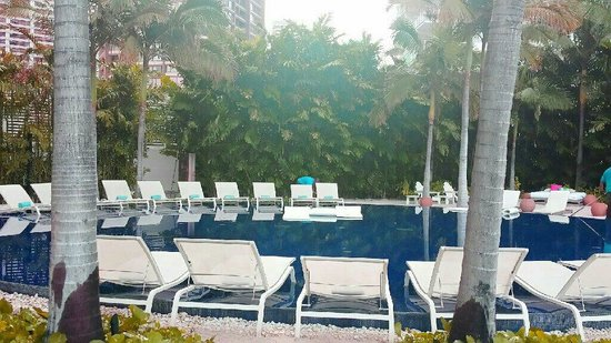 The Modern Honolulu : Sunset pool for adult only