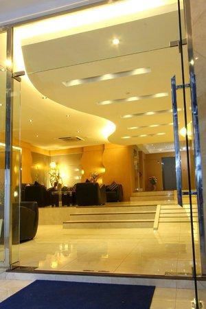 Hotel Mermaid Bangkok: Lobby