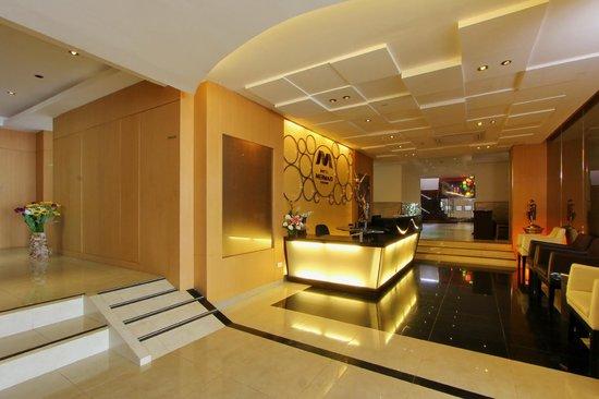 Hotel Mermaid Bangkok: Lobby Reception