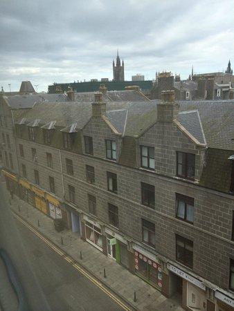 Hilton Garden Inn Aberdeen City Centre: View 2