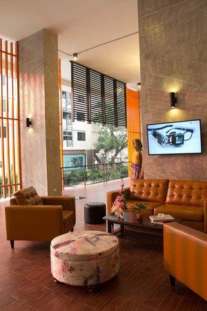 Prestige Chiang Mai: Lobby