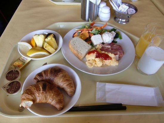 Hotel Sunroute Hiroshima : 朝食