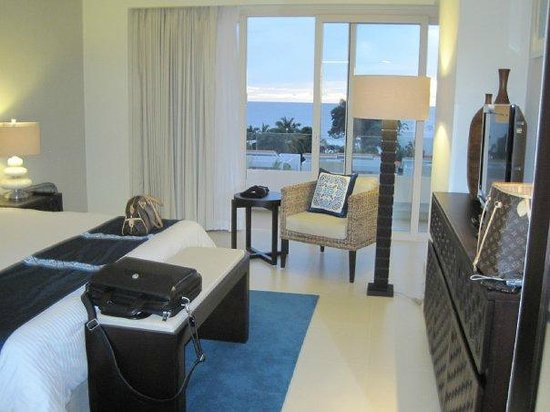Marival Residences Luxury Resort Nuevo Vallarta : Our master suite with a view