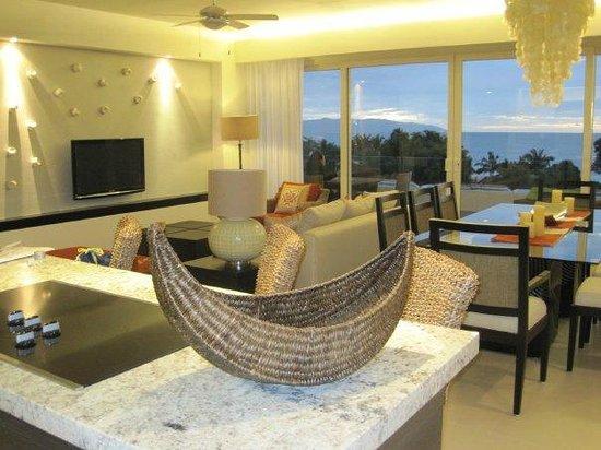 Marival Residences Luxury Resort Nuevo Vallarta : suite