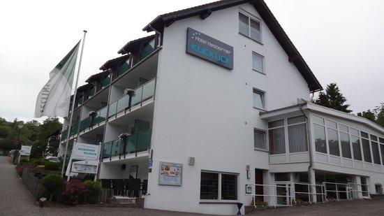 Hotel Hesborner Kuckuck: Hotel