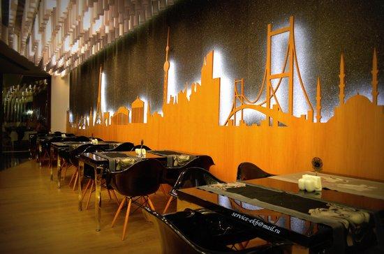 Delphin Imperial Hotel Lara : Ресторан