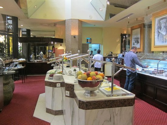 "Le Meridien Heliopolis: Breakfast buffet was just ""ok"""