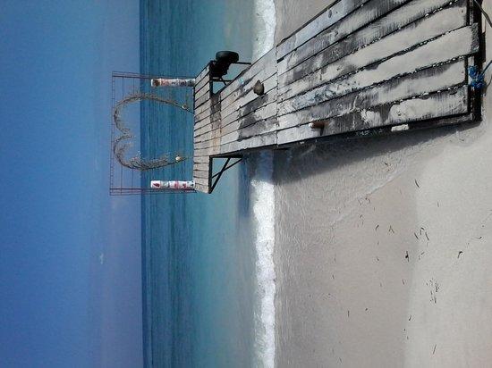 Aston Sunset Beach Resort: plage