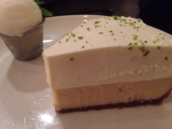 Kincaid's: Key lime pie