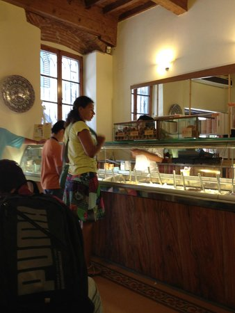 Gelateria Carabe : Choices