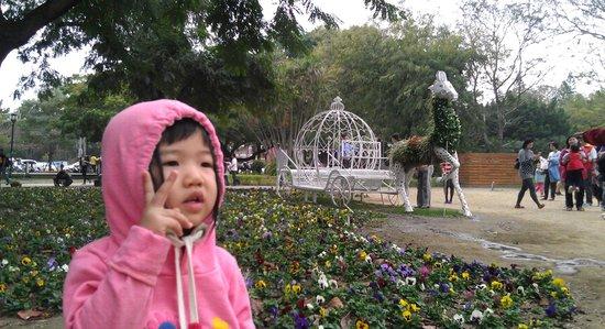 Tainan Park: 南瓜馬車