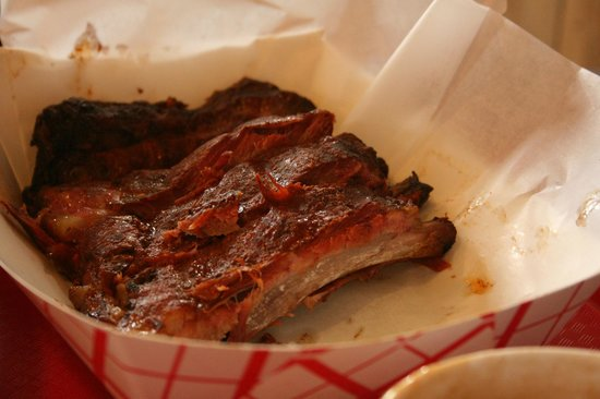 Hickory Hills Barbecue : Baby back