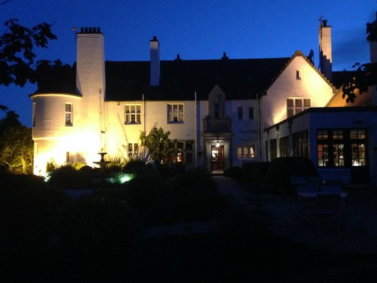 Lochgreen House Hotel: in the evening