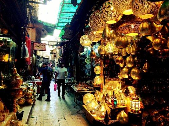 Khan Al-Khalili: Market