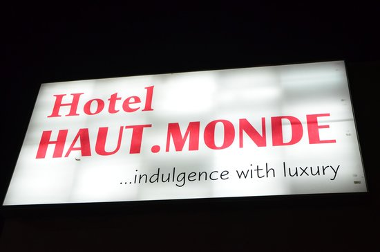 HAUT MONDE BY PI Hotels : Hotel haut Monde