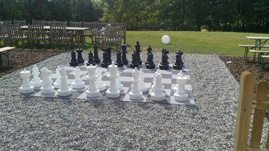 KTC Königstein: Schach im Park