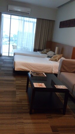 Kantary Hills, Chiang Mai: twin room