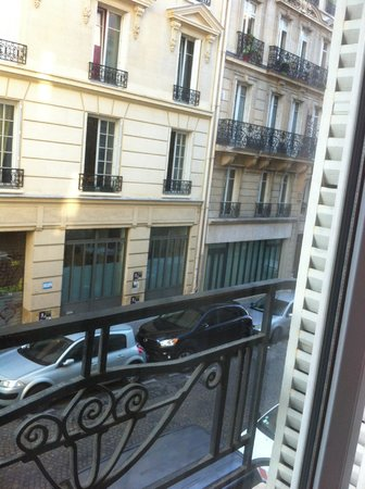Hotel Royal Fromentin: View from window