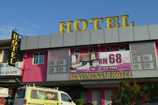 Image result for Sentimental Hotel