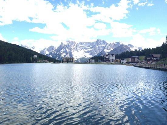 Lago di Misurina: Summer