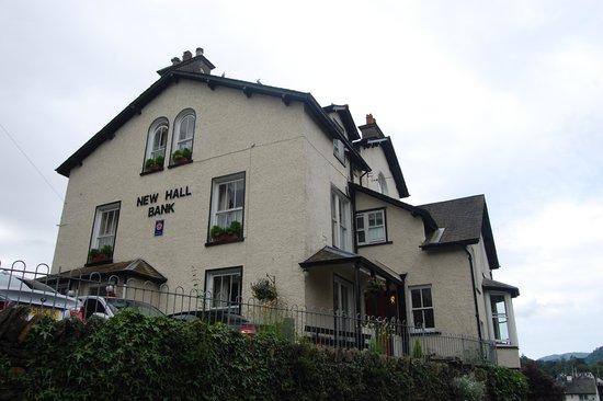 New Hall Bank: Nice digs